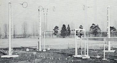 foto quadrante antena